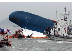 Korea ship accident